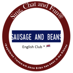 Sausage and Beans English Club